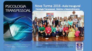 TP NOVA TURMA 2016 01